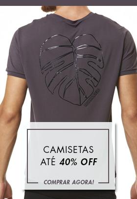 Camiseta masculina 35%