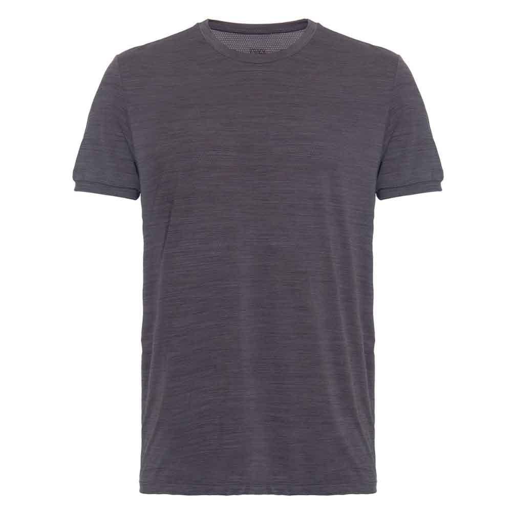 Camiseta Masculina Thermodry Cool Mescla Manga Curta Basic - MESCLA GRANITO  P fe42577305e