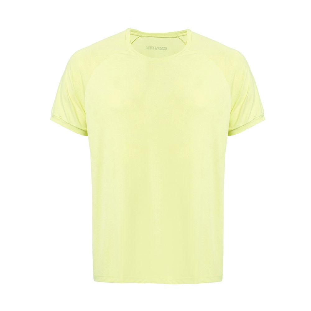 Camiseta Masculina Freshtech Manga Curta Basic - trackfield - outlet 589c683504b