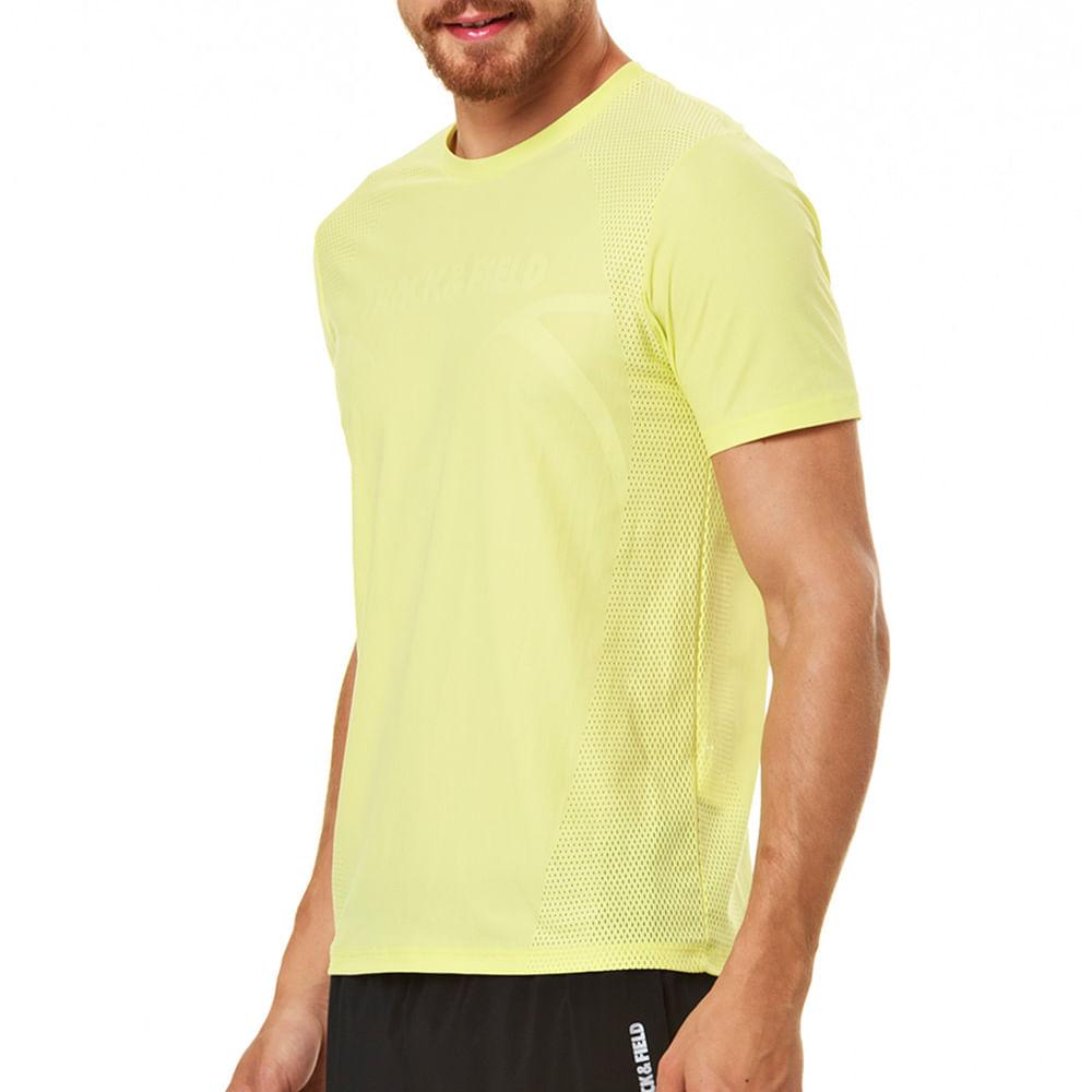 Camiseta Masculina Thermodry Textura - trackfield - outlet 5e86ca68ed4