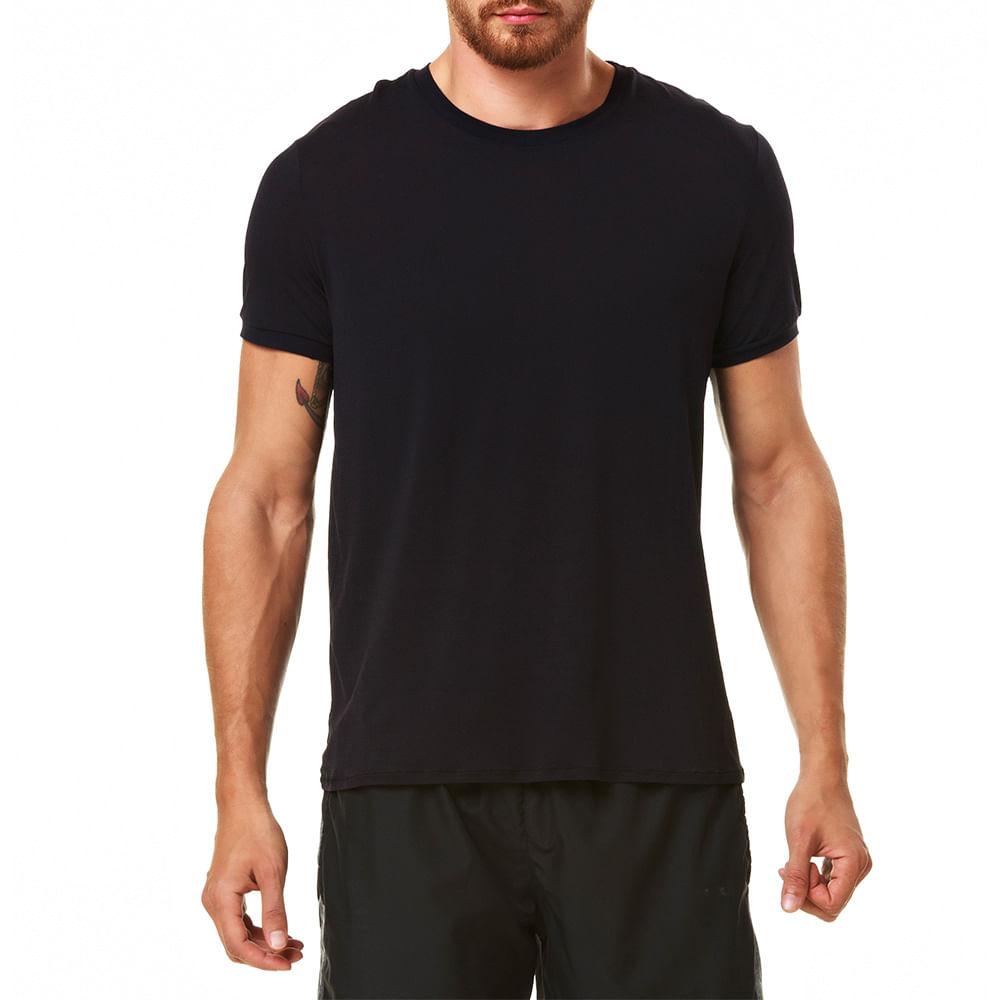 Camiseta Masculina Thermodry Manga Curta Pipa Basic - trackfield ... e561b7dbcc2