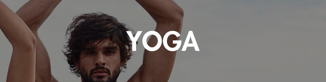 Atividade Yoga Masculina