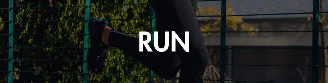 Atividade Run masculina