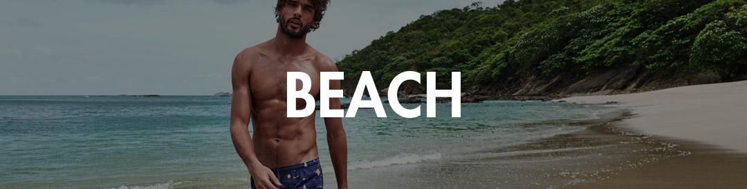 Atividade Beach masculino