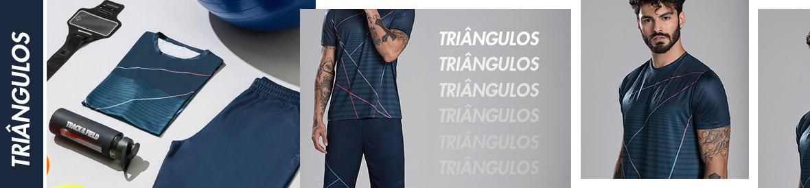 Linha Triangulos