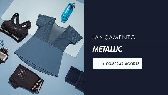 Banner Linha Metallic