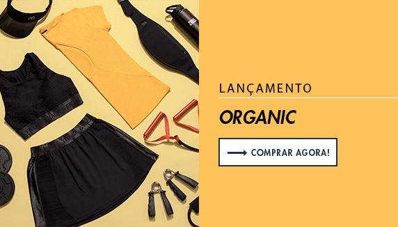 Banner Linha Organic
