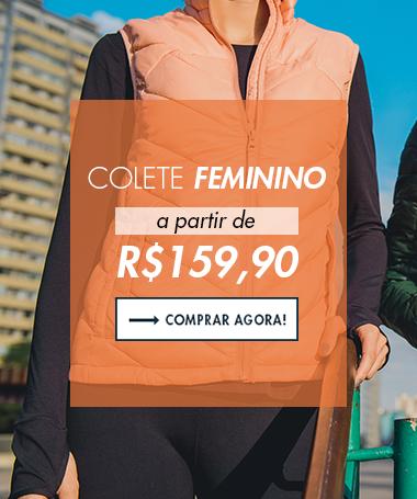 Banner Coletes Femininos