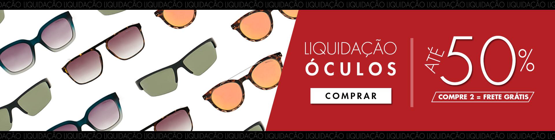 Liquida oculos ate 50% off