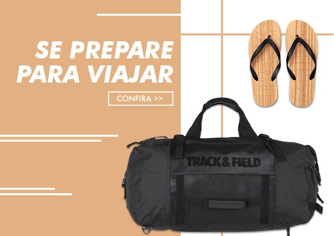 Se Prepare para Viajar