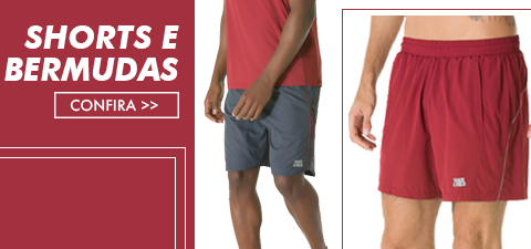 Shorts e Bermudas Masculino