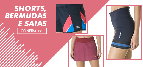 Shorts Bermudas e Saias Feminino