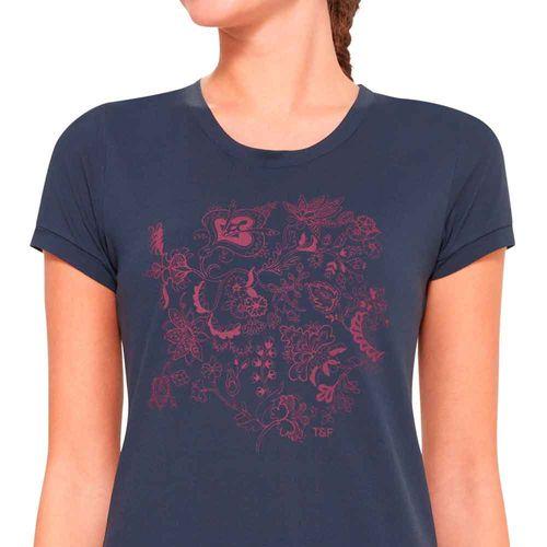 camiseta-feminina-thermodry-etnica-azul-noturno-detalhe