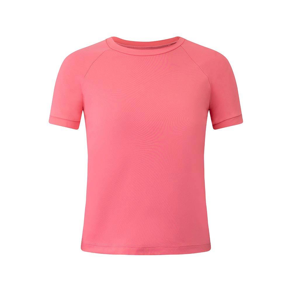 camiseta-infantil-feminina-com-protecao-uv-rosa-frente