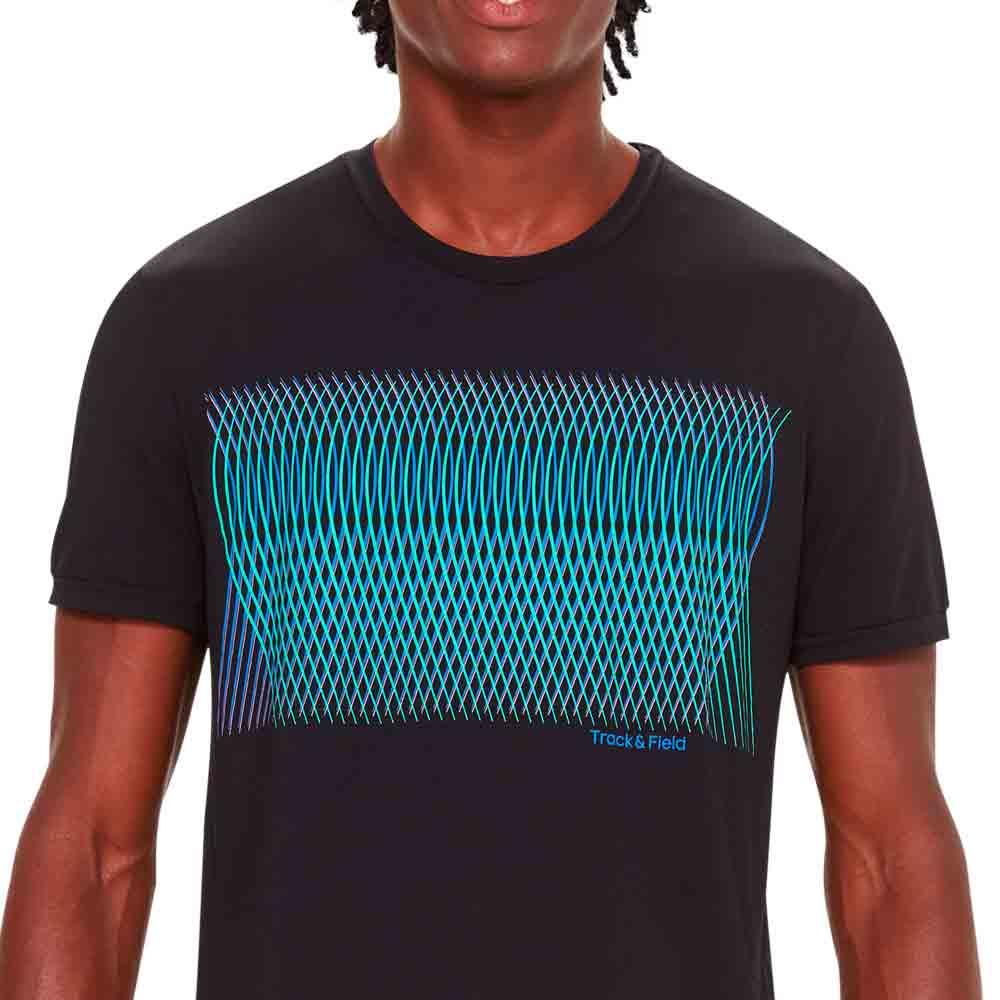 Camiseta-masculina-manga-curta-thermodry-trama-preta-detalhe