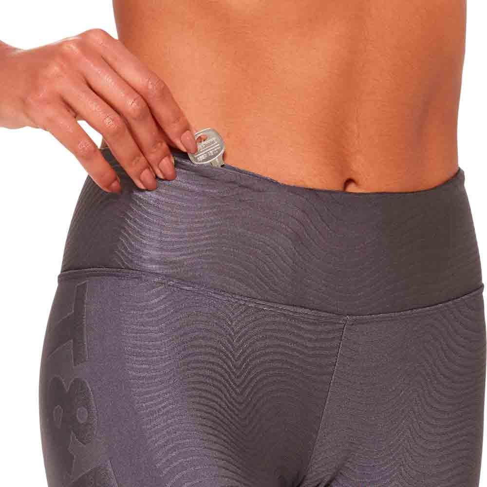 calca-legging-feminina-cinza-jacquard-detalhe