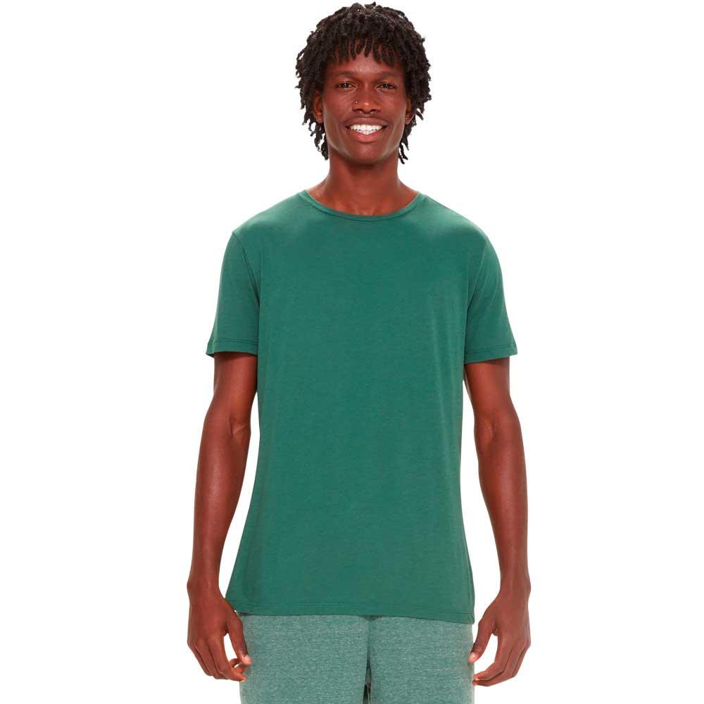 camiseta-masculina-basica-de-algodao-verde-frente