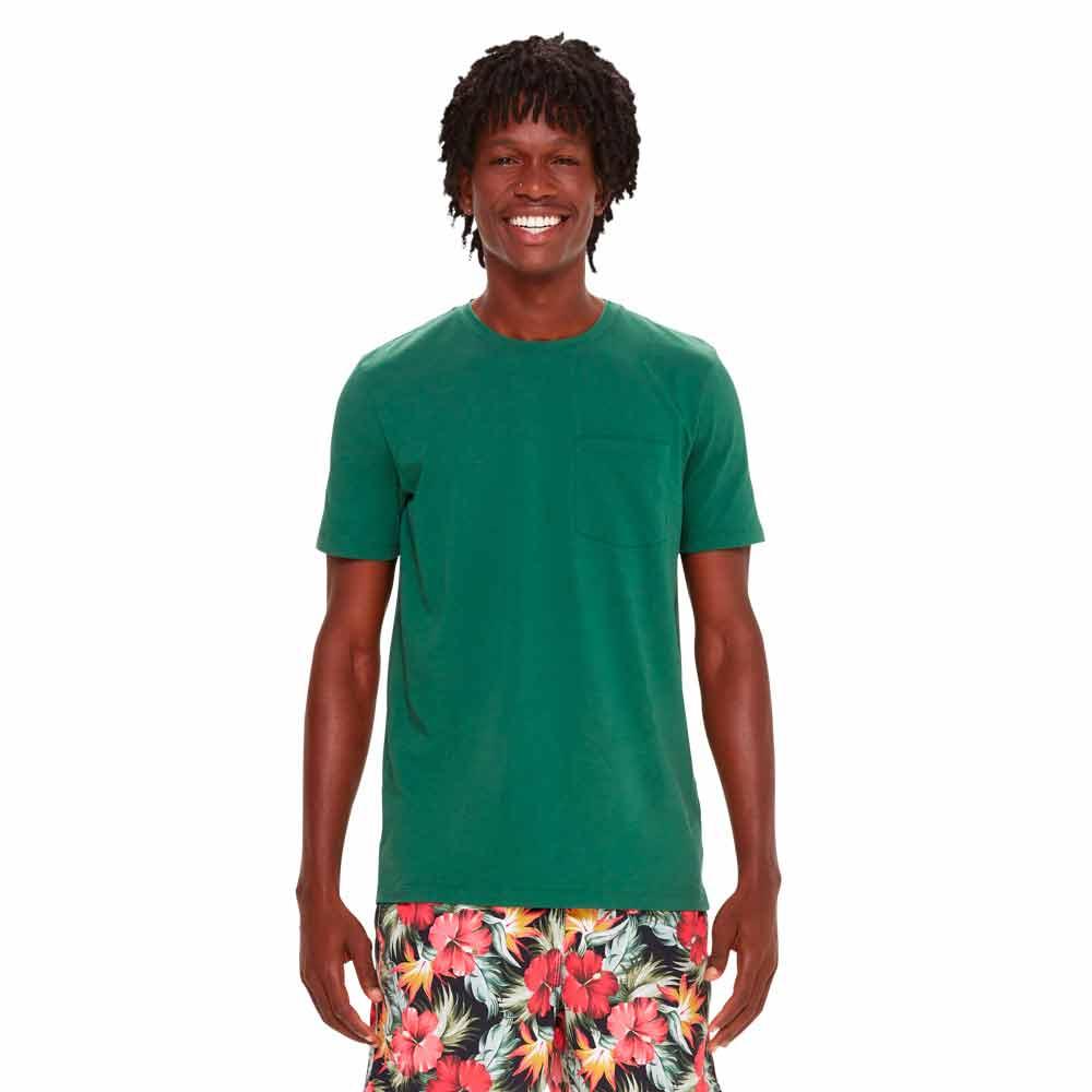 camiseta-masculina-basica-verde-frente
