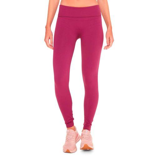 calca-legging-basica-feminina-roxa-frente