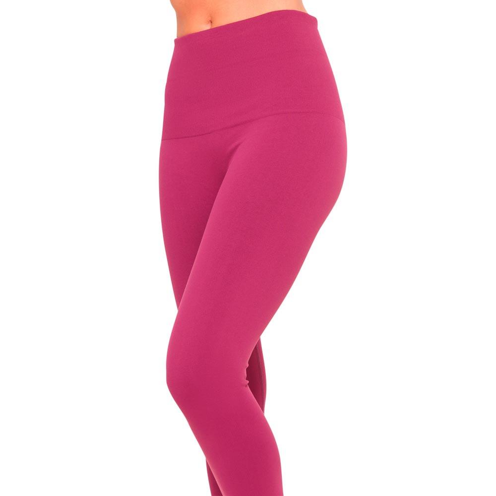 calca-legging-basica-feminina-roxa-detalhe