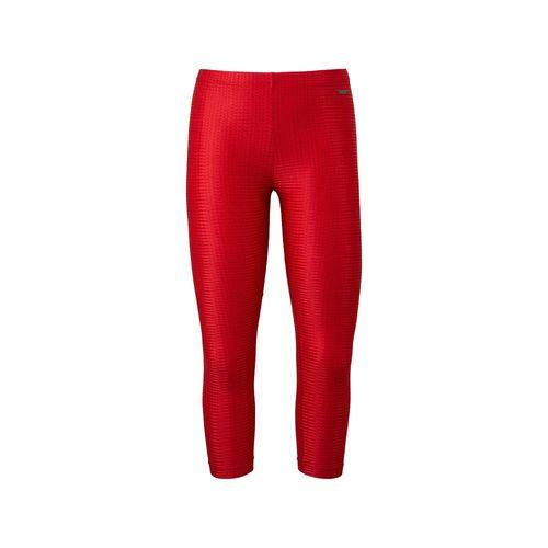 calca-legging-ingantil-textura-vermelha-frente
