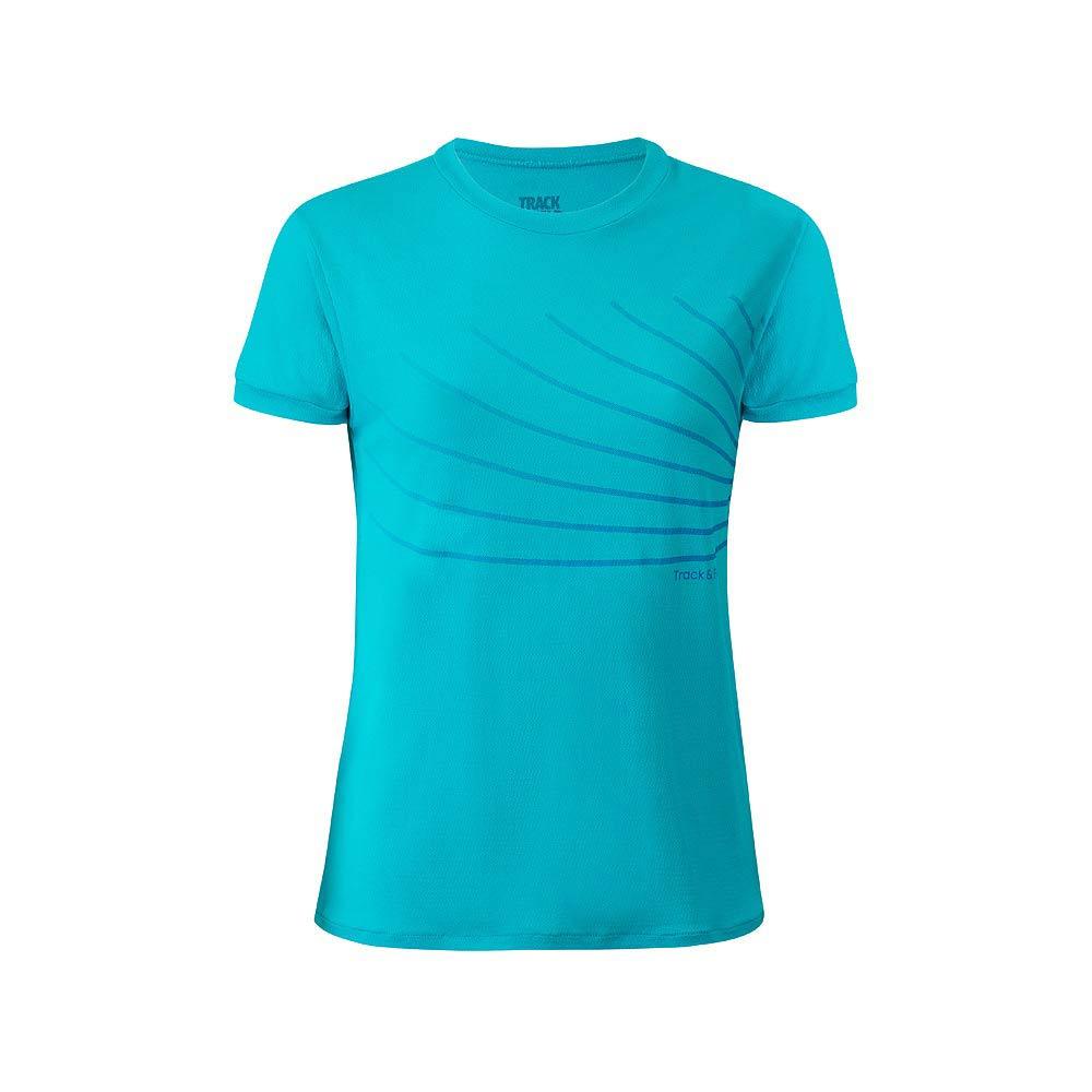 camiseta-basica-infantil-azul-frente