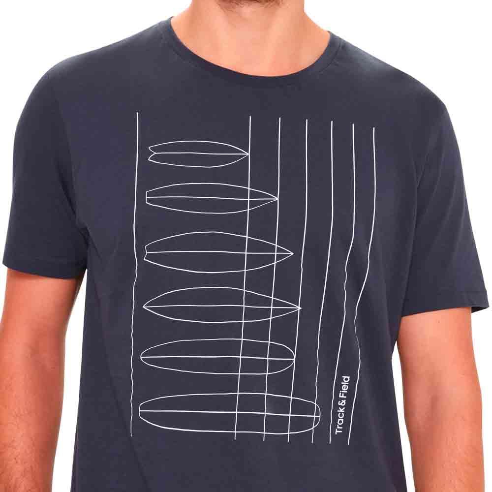 camiseta-masculina-estampada-azul-escuro-detalhe