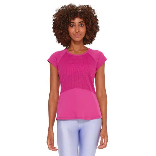 camiseta-basica-feminina-rosa-mesh-frente