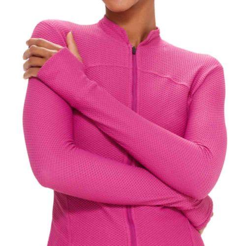 casaco-feminino-fitness-rosa-powercool-detalhe