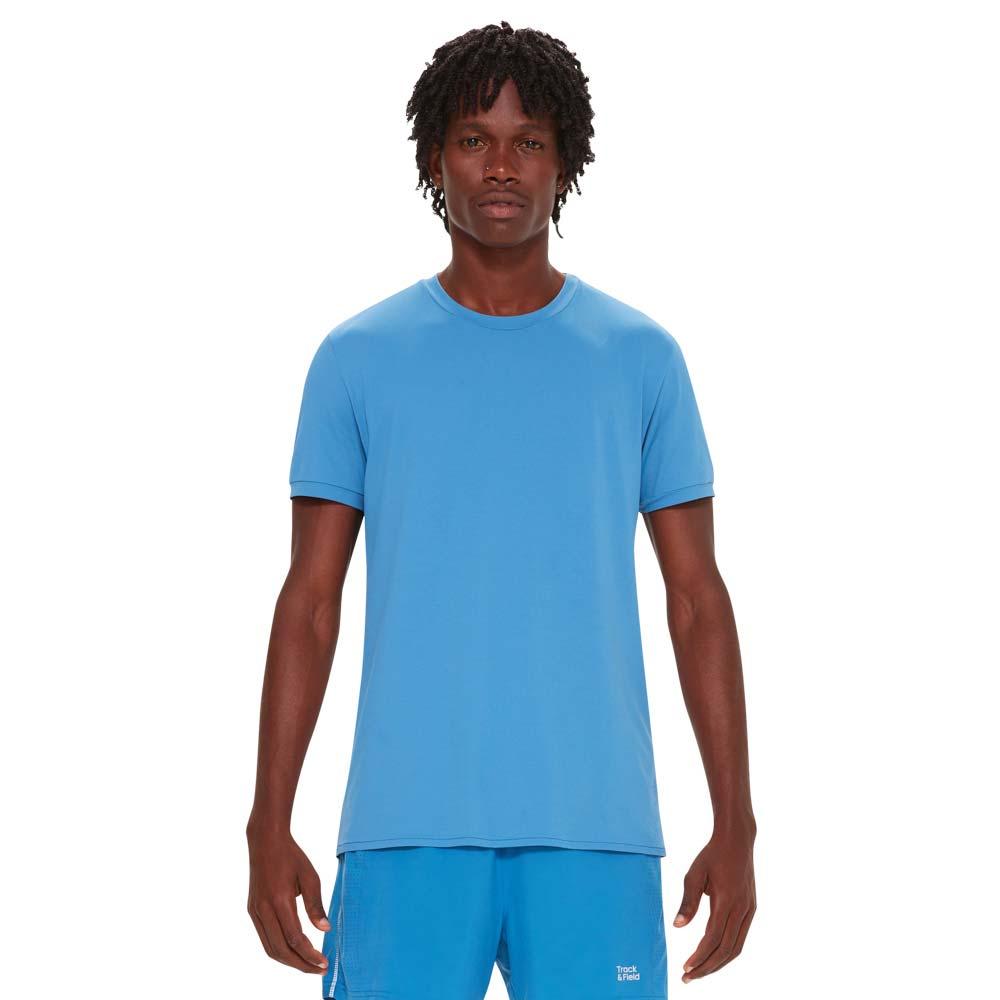 camiseta-basica-masculina-azul-frente