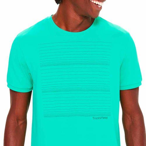 camiseta-basica-masculina-verde-claro-estampada-detalhe
