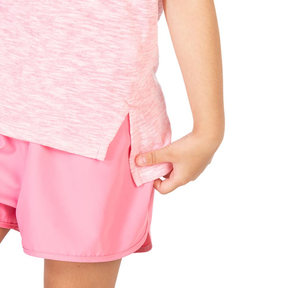 Camiseta-feminina-infantil-manga-curta-neon-detalhe