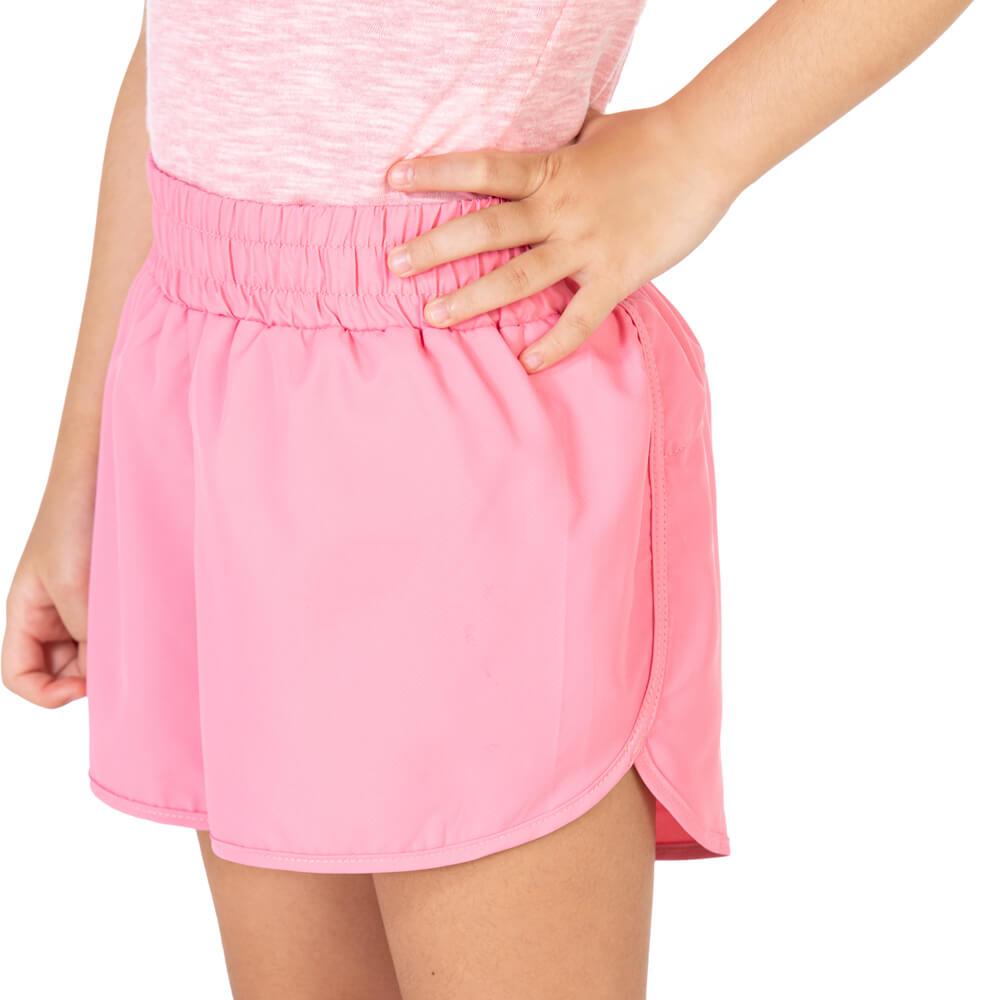 Shorts-feminino-infantil-neon-detalhe