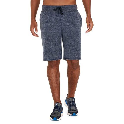 bermuda-masculina-jogging-mescla-azul-noturno-frente