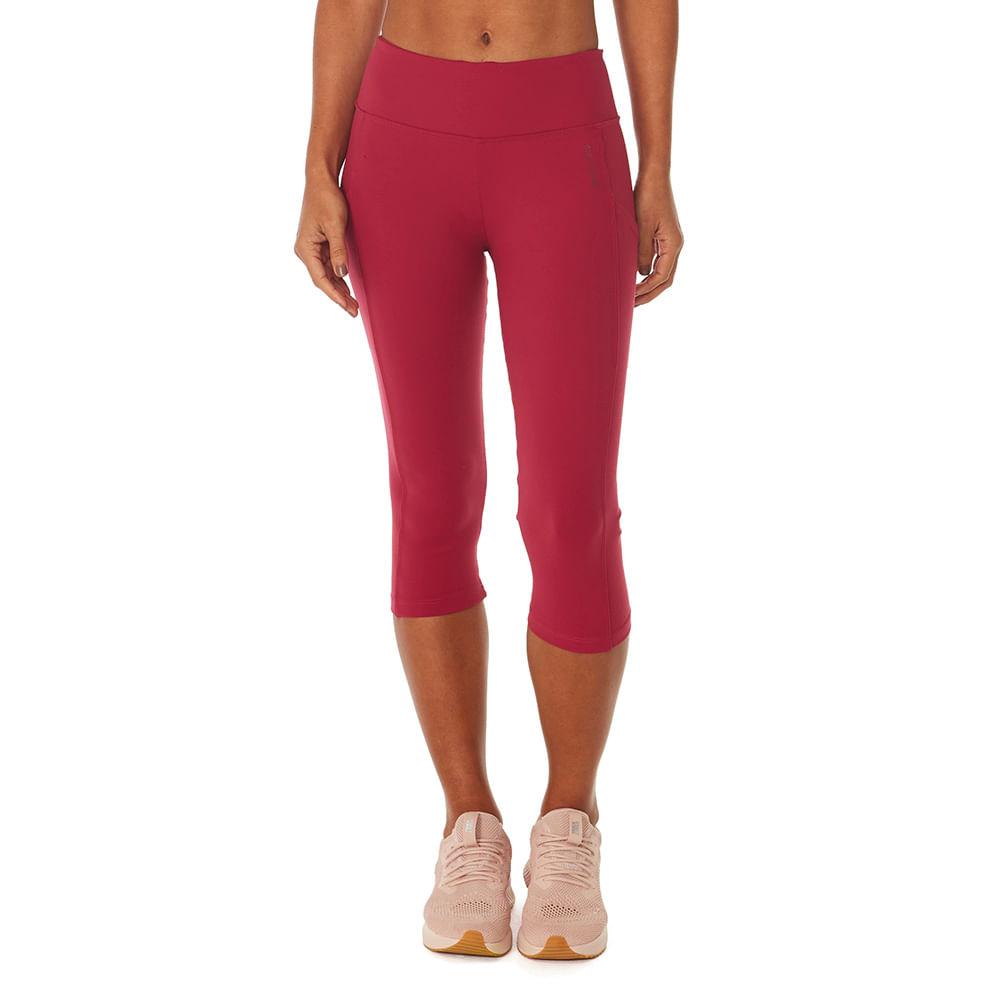 calca-legging-feminina-curta-rosa-frente
